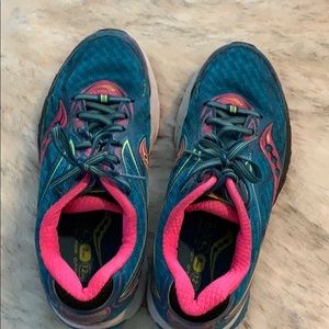 Saucony Slightly Used Sneakers